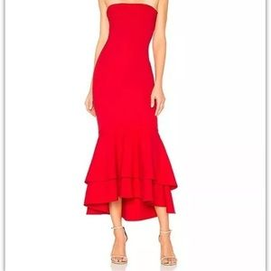 Lovers and Friends Dillion Midi Dress Size S
